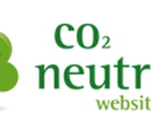 Wir sind dabei! CO2-neutrale Webseite