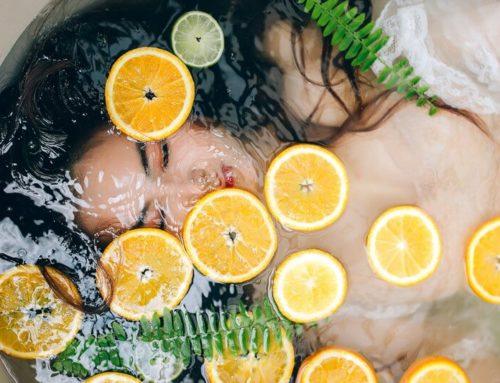 Vitamin C in der Gesichtspflege