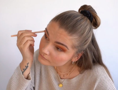 Clean Beauty Look mit Paty