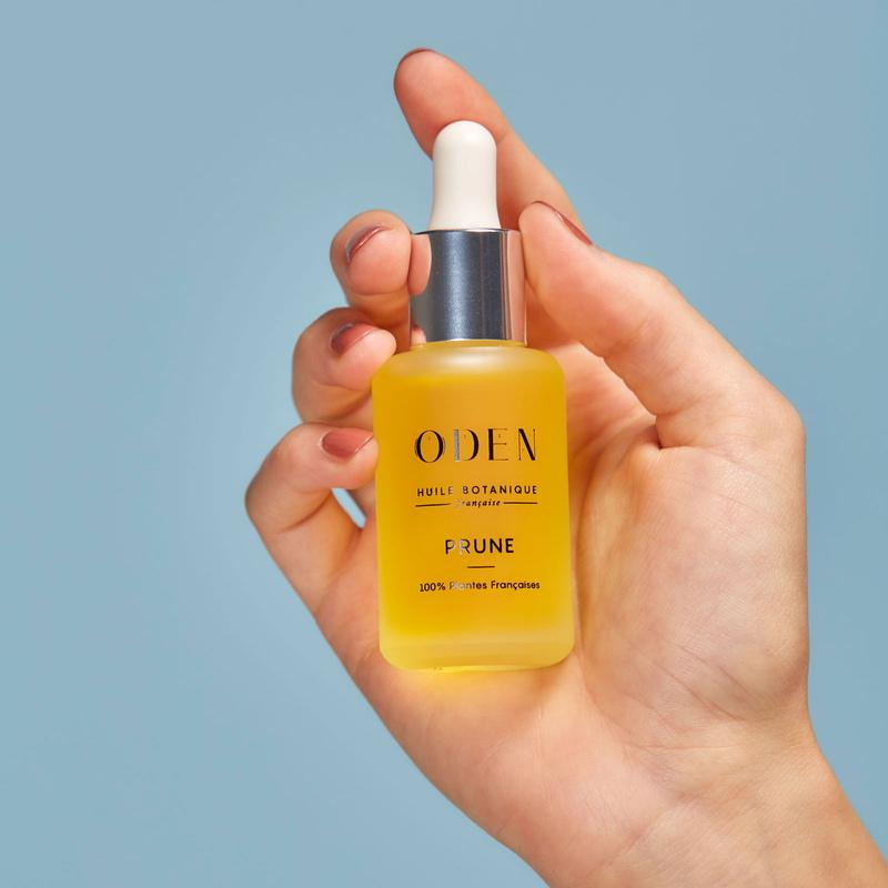 ODEN FRENCH ORGANIC PLUM OIL